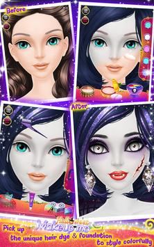 Halloween Makeup Me Apk Mod