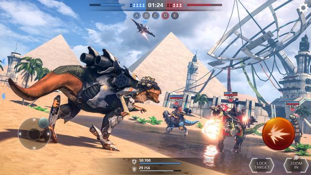 Jurassic Monster World Dinosaur War 3D FPS Apk Mod