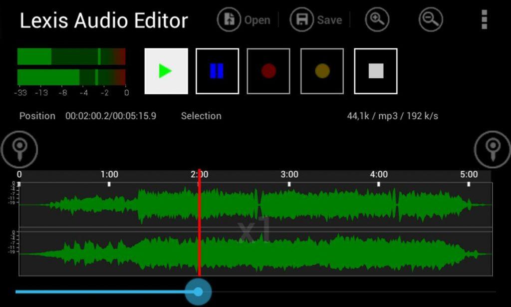 Lexis Audio Editor Apk Mod