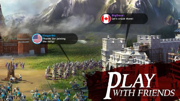 March of Empires War of Lords Apk Mod