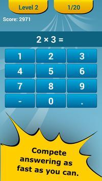 Math Challenge Brain Workout Apk Mod