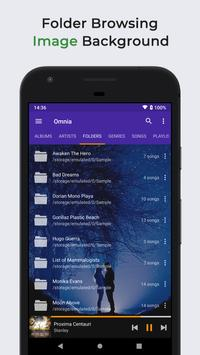 Omnia Music Player  HiRes MP3 Player Apk Mod