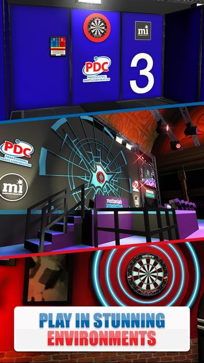 PDC Darts Match Apk Mod