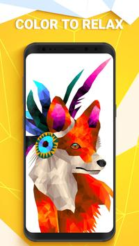 POLYGON Color by Number Apk Mod 1