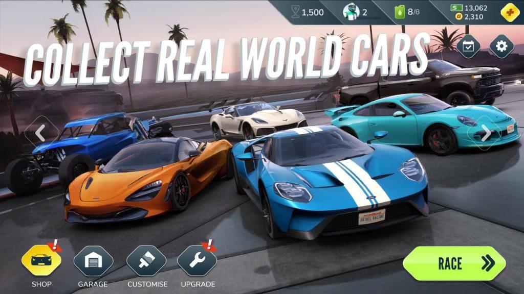 Rebel Racing Apk Mod Unlimited