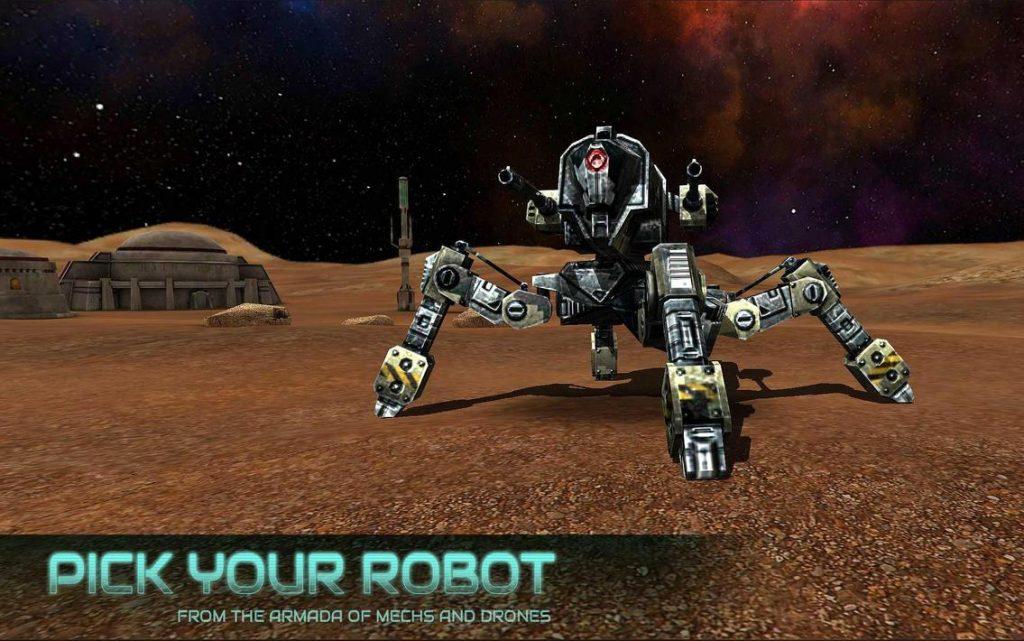 Robot War - ROBOKRIEG Apk