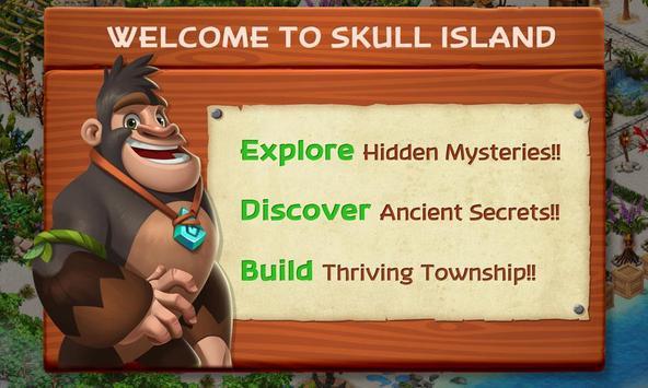 Skull Island Survival Story Mod