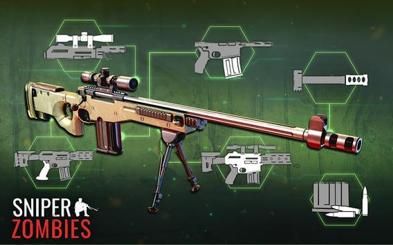 Sniper Zombies Offline Game Apk Mod
