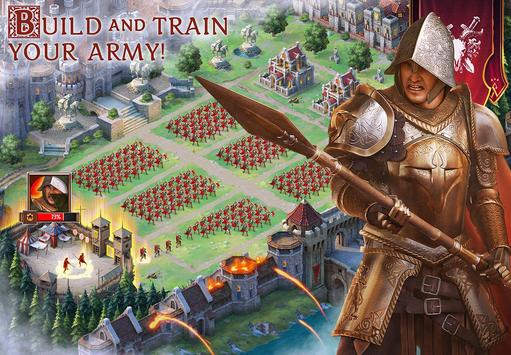 Throne Kingdom at War Apk Mod