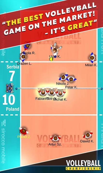 Volleyball Championship Apk Mod
