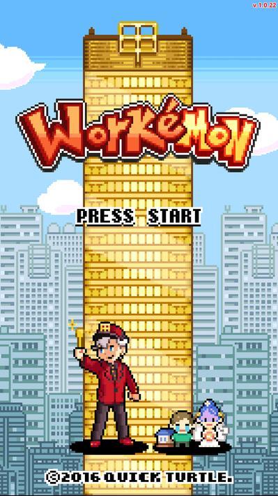 WorkeMon Apk Mod