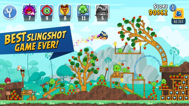 Angry Birds Friends Apk Mod