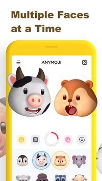 Anymoji Emoji Face Recorder Apk
