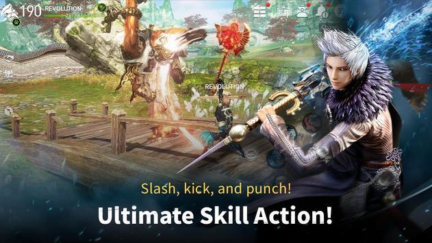 Blade&Soul Revolution Apk Mod