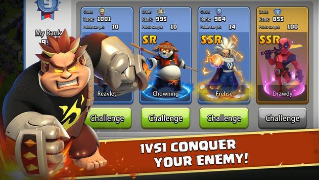 Heroes Mobile World War Z Apk Mod