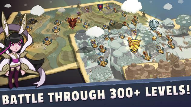 Realm Defense Epic Tower Defense Strategy Game Apk Mod