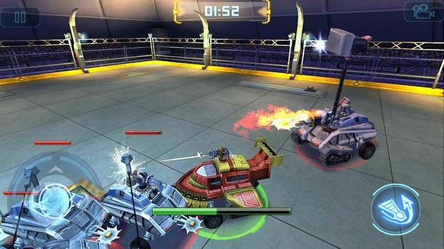 Robot Crash Fight Apk Mod