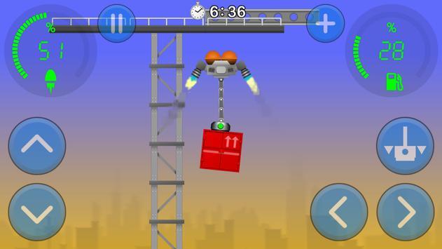 Rocket Crane Apk Mod