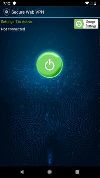 Secure Web VPN Apk Mod