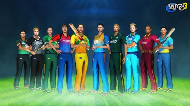 World Cricket Championship 3 WCC3  Mod