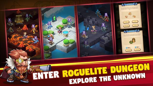 Brave Dungeon Roguelite IDLE RPG  Apk Mod