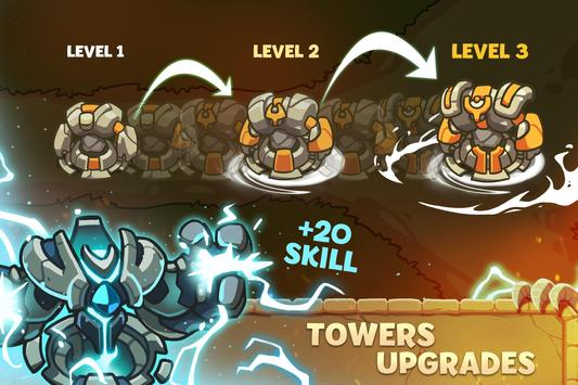 Empire Warriors Apk Mod