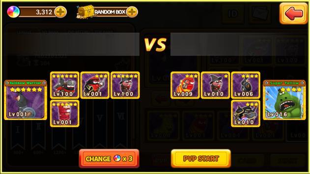 Larva Heroes Battle League Apk Mod
