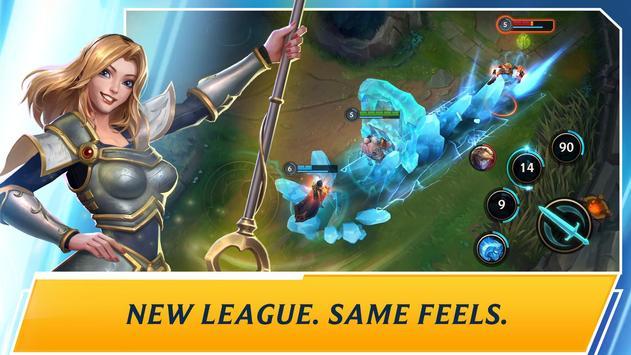 League of Legends Wild Rift Apk Mod