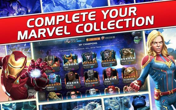 Marvel Contest of Champions Apk Mod
