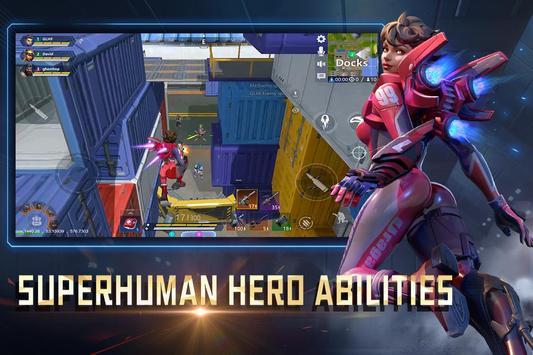 Omega Legends Apk Mod