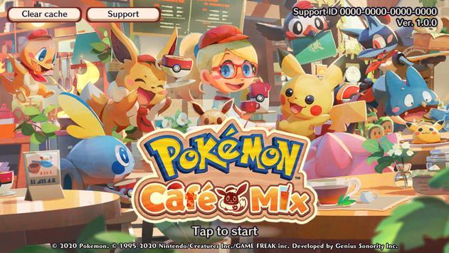 Pokémon Café Mix Apk Mod