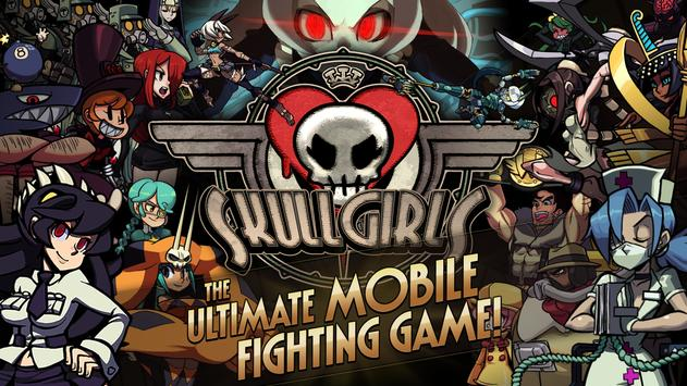 Skullgirls Fighting RPG Apk Mod