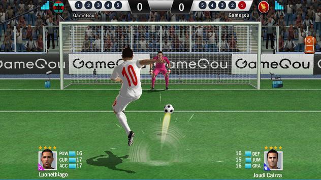 Soccer Shootout Apk Mod