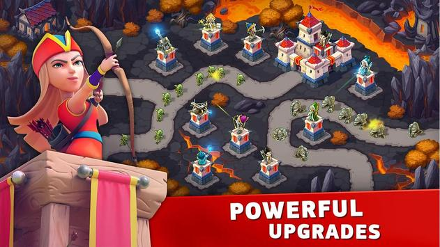 Toy Defense Fantasy Apk Mod