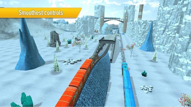 Train Simulator Uphill Drive Apk Mod