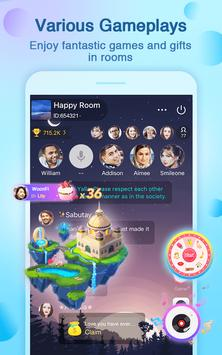 Yalla Free Voice Chat Rooms Apk Mod All Unlocked