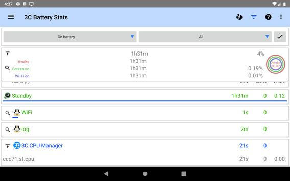 3C Legacy Battery Stats Apk Mod