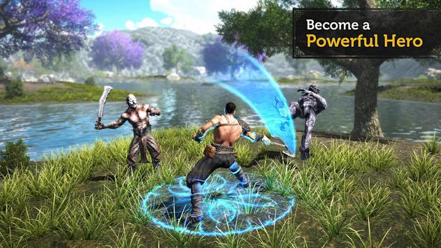Evil Lands Online Action RPG Mod 1