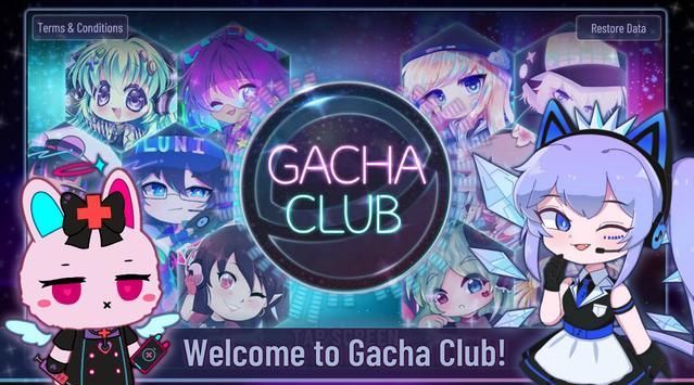 Gacha Club Apk Mod Unlocked
