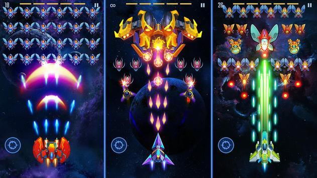 Galaxy Invaders Alien Shooter Apk Mod