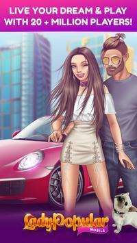 Lady Popular Fashion Arena Mod