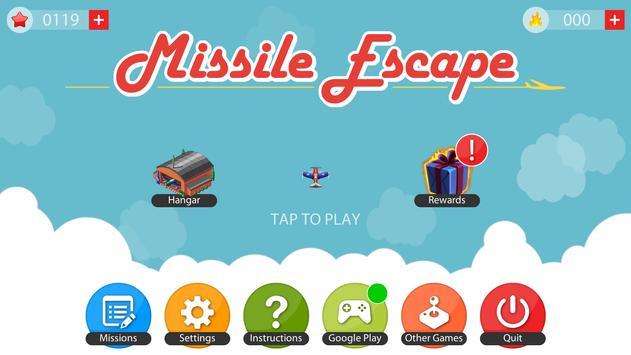 Missile Escape Apk Mod