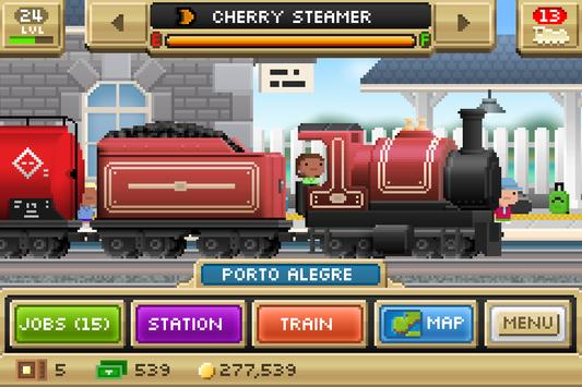 Pocket Trains Tiny Transport Rail Simulator Mod
