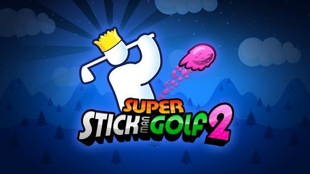 Super Stickman Golf 2 Apk Mod