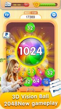 2048 Balls Merge Apk Mod