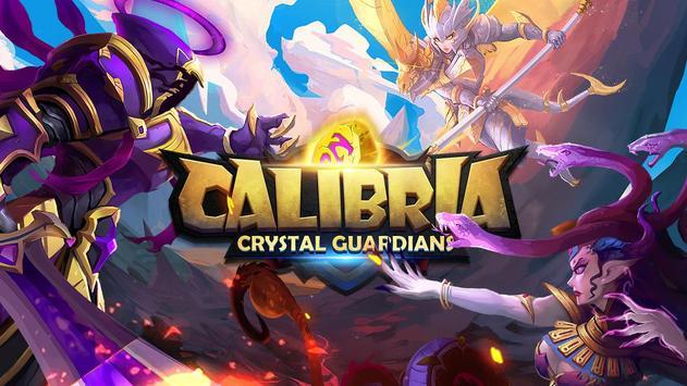 Calibria Crystal Guardians Apk Mod