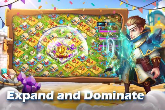 Castle Clash Guild Royale Apk Mod