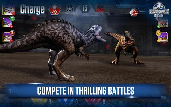 Jurassic World The Game Apk Mod