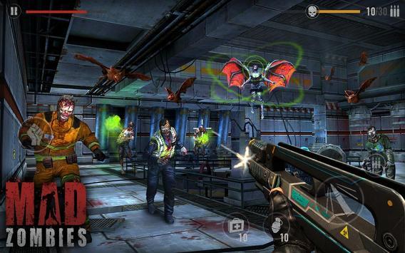 MAD ZOMBIES  Offline Zombie Games Apk Mod