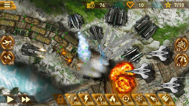Protect Defense Tower Zone Apk Mod